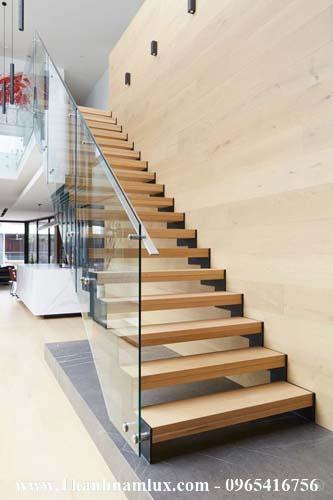 Cầu thang sắt đẹp MS02