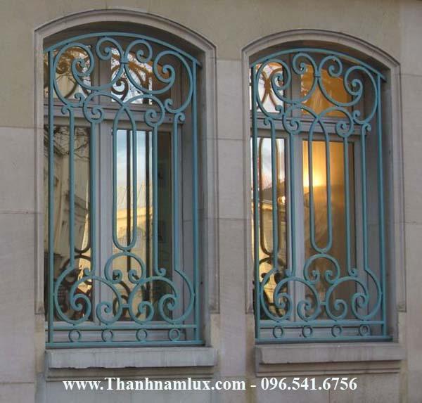 mẫu hoa sắt cửa sổ đẹp cao cấp