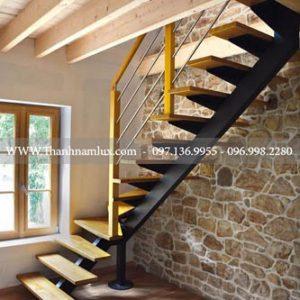 Cầu thang sắt xương cá tại thái nguyên ảnh 3