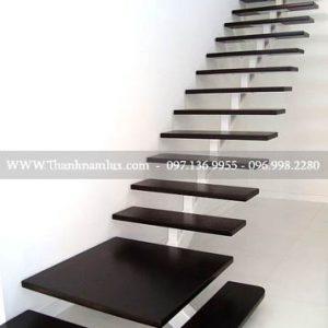 Cầu thang sắt xương cá đơn tại thái nguyên ảnh 4